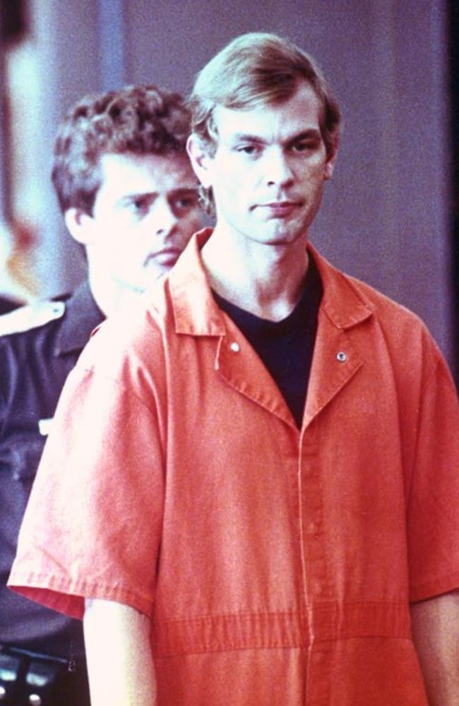 Jeffrey Dahmer developed a fascination with dismembering and dissecting animals' bodies as a young boy and practised the same with human. Picture: Eugene Garcia.