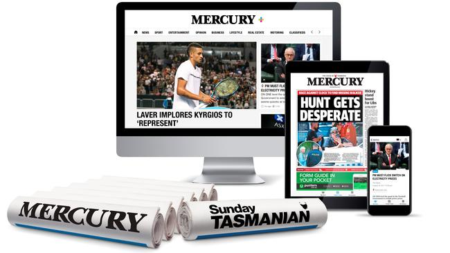 Hobart Mercury digital and subscription offers