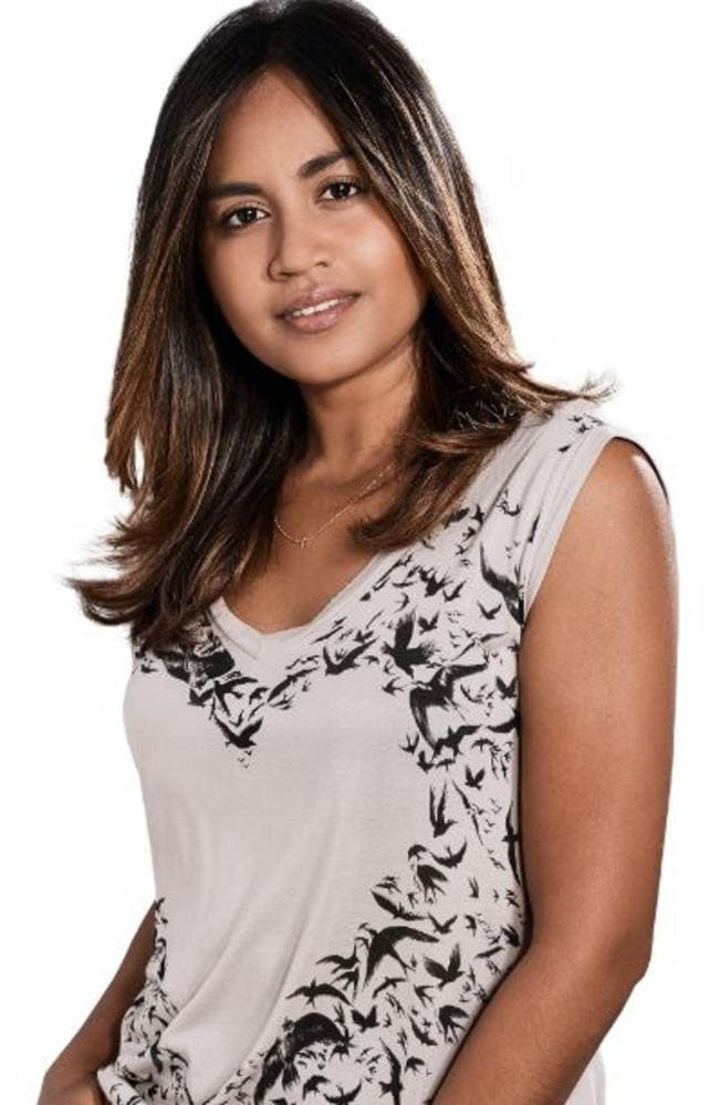 Jessica Mauboy stars in The Secret Daughter. Picture: Supplied