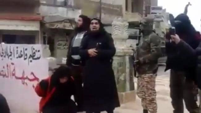 GRAPHIC CONTENT WARNING: The execution that shocked even ISIS