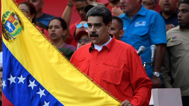 There are growing calls to oust Venezuelan President Nicolas Maduro.