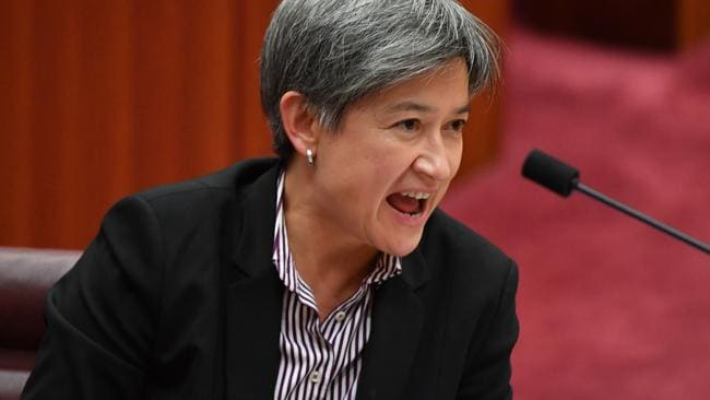 Penny Wong. Picture: AAP