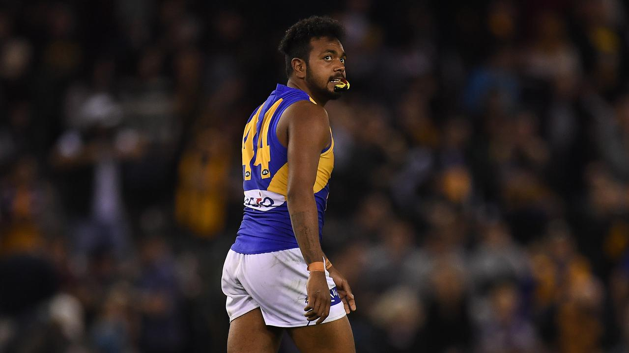 Willie Rioli faces a lenghty ban over allegations he tampered with a urine sample during a drug test.