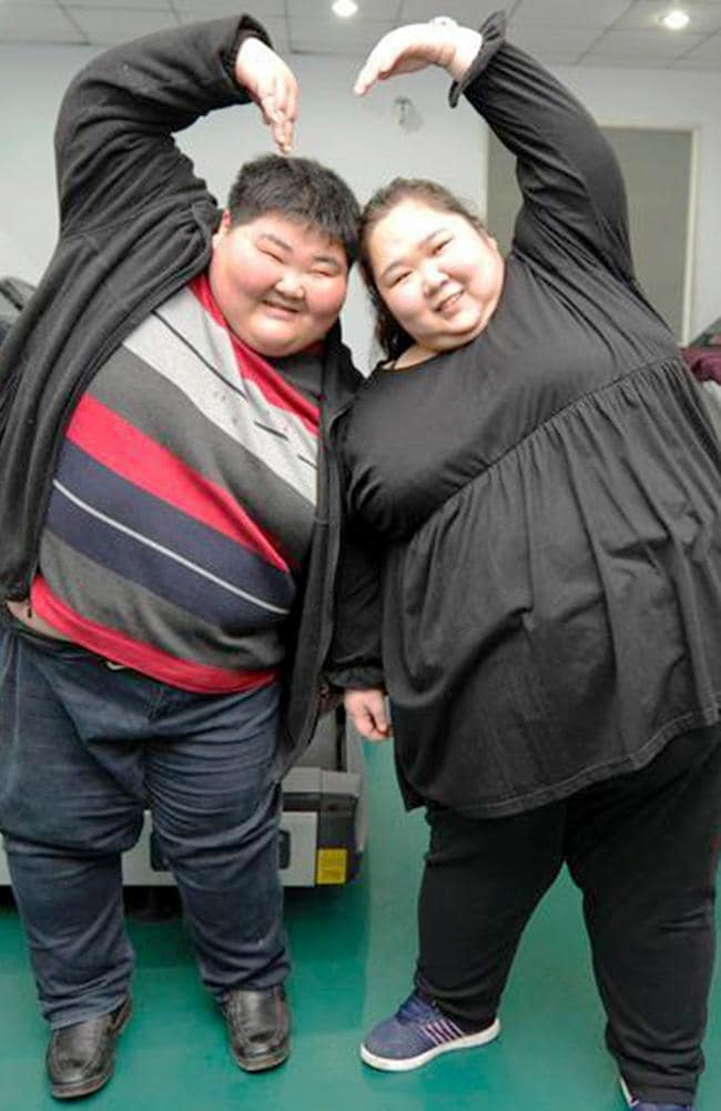 Married Couple Too Fat To Have Sex Husband And Wife To -6595