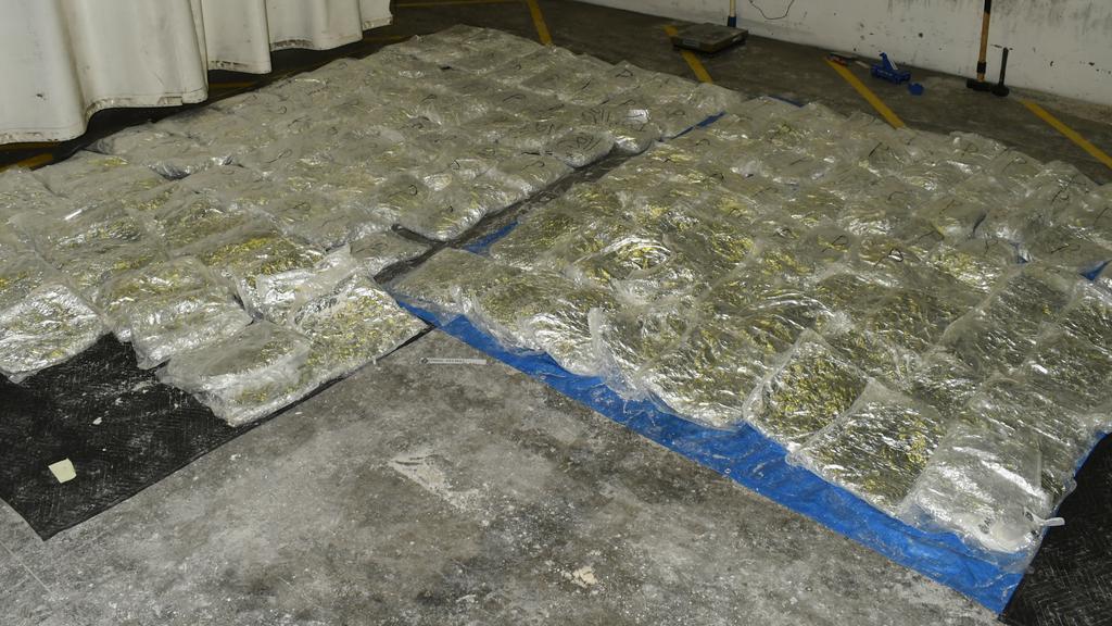 Mexico meth seizure: 755kg of methamphetamine found in
