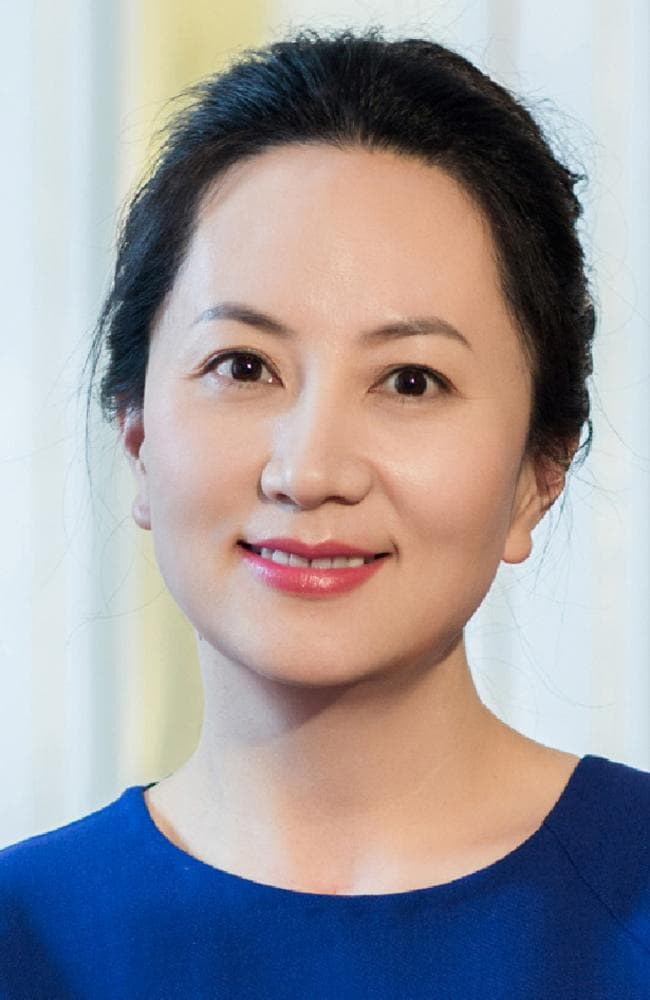 Meng Wanzhou, also known as Sabrina Meng, is Huawei's global chief financial officer and also the company's deputy chairwoman. Picture: Supplied