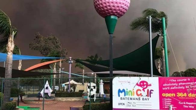 Picture: Facebook/Batemans Bay Mini Golf