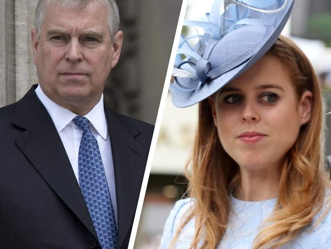 Prince Andrew's decision to speak to Newsnight has cast a long shadow over the royal family. Picture: Supplied