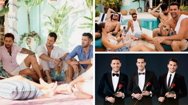 They all look the same right? Am I the only one who can see it? Photo: Instagram @bachelorinparadiseau / @bacheloretteau