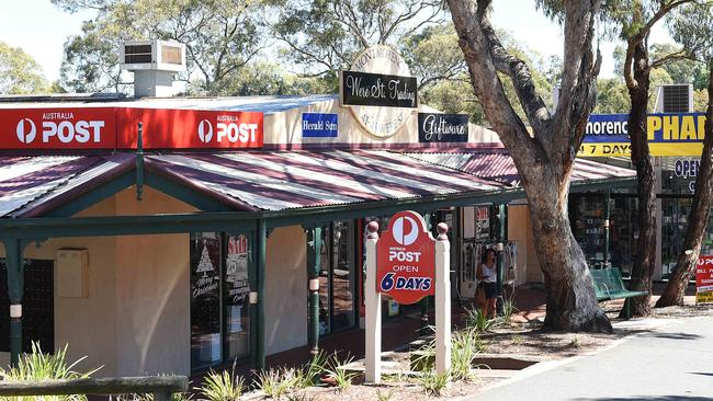 Rural post offices are often the only place many people can bank. Picture: Josie Hayden
