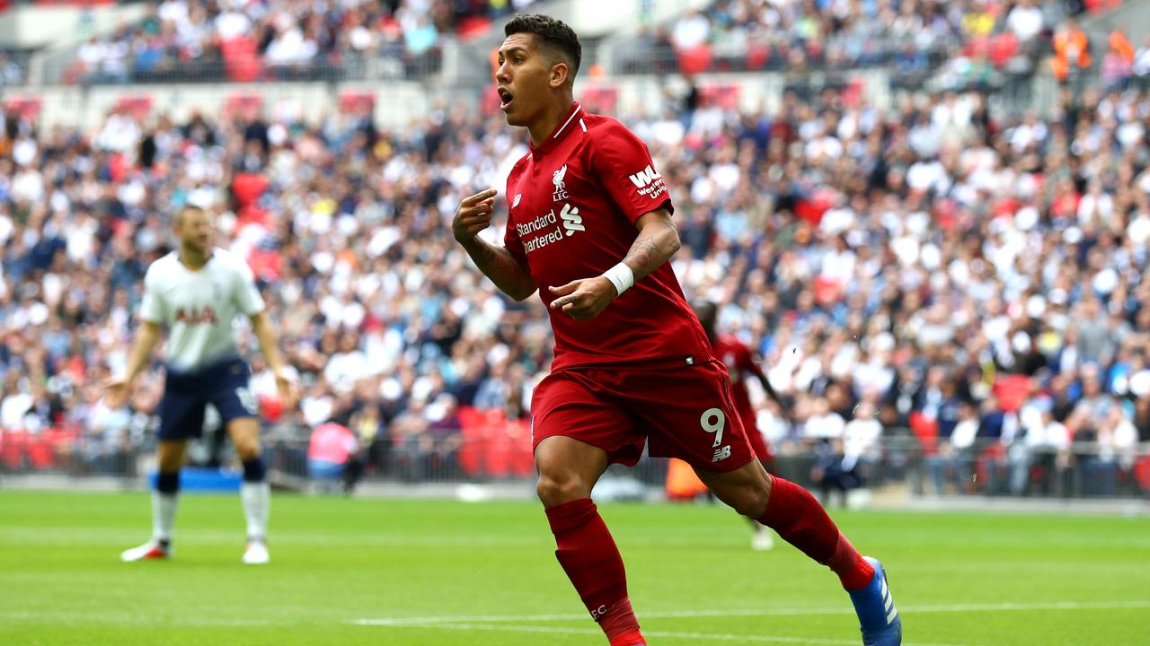 Roberto Firmino could link up with his former Reds partner Coutinho.