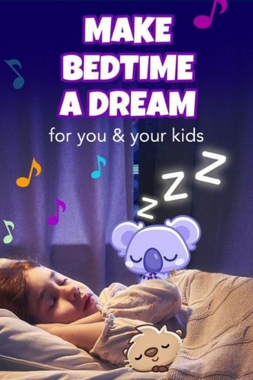 The Moshi Twilight app has come to the rescue of exhausted parents all over the world. Source: The Sun