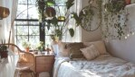 Live your urban jingle fantasy with indoor plants. Image: Pinterest