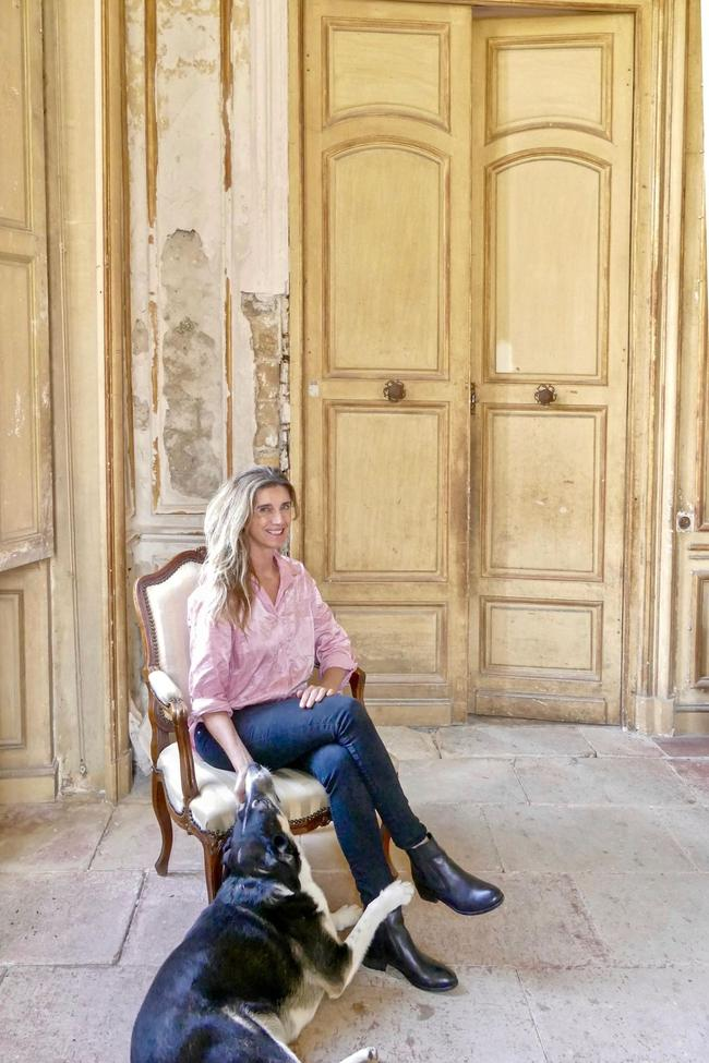 Inside the Insta-famous French chateau owned by an Australian couple