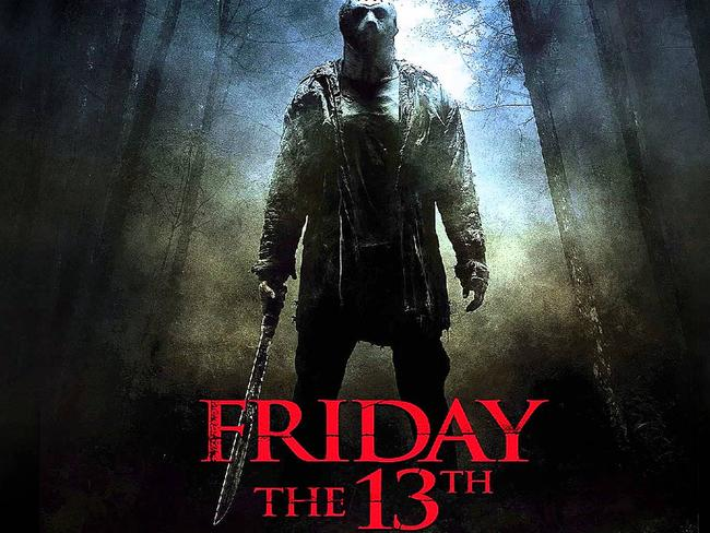 Films like Friday the 13th only add more fear to those who suffer from Paraskavedekatriaphobia.