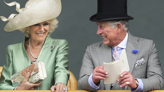 "Prince Philip thought Charles was ""silly"" to risk everything for Camilla. (Photo released by Clarence House via Getty Images)"