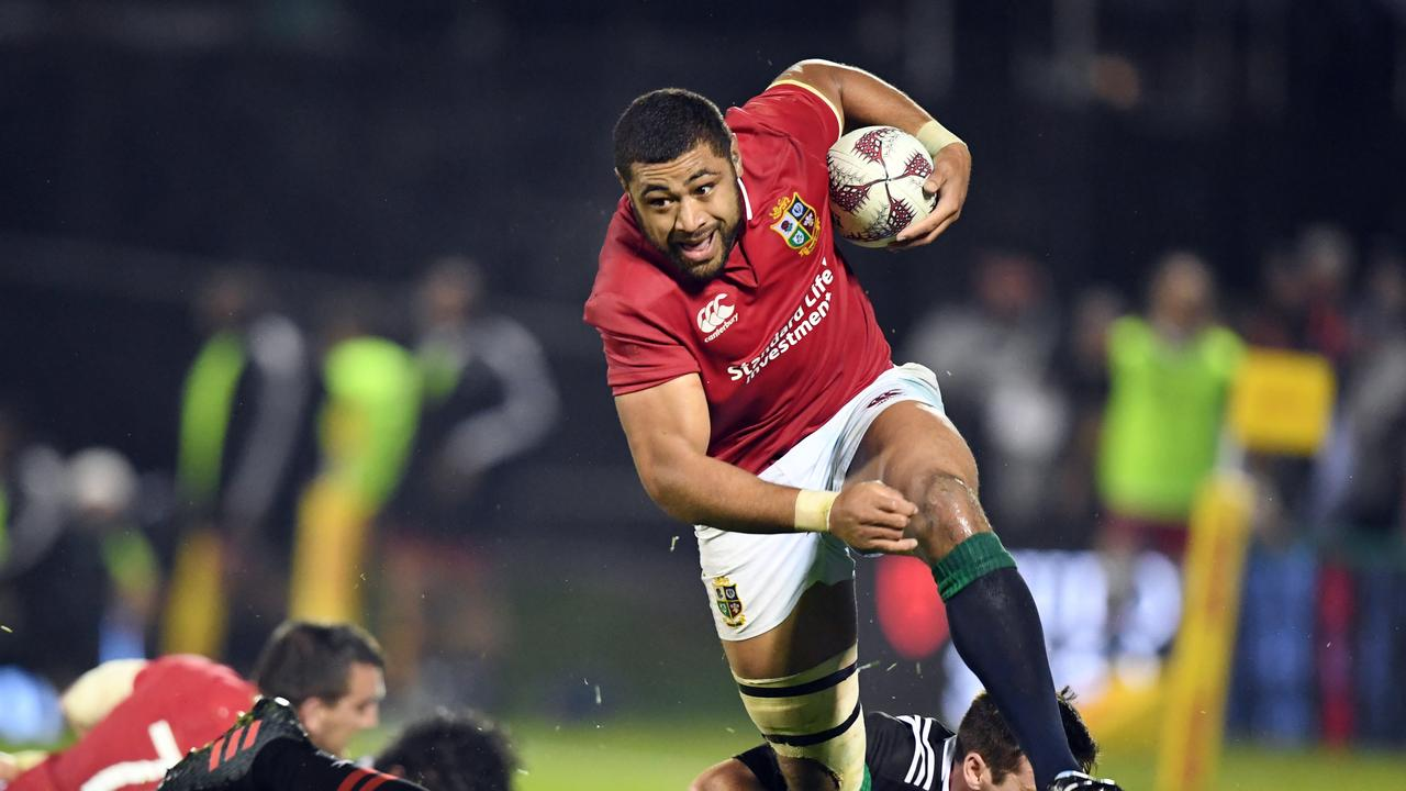 Toby Faletau has been a key player for the British and Irish Lions under Warren Gatland.