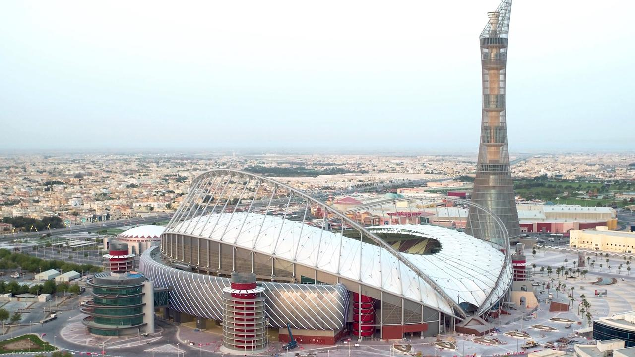 Soaring summer temperatures in Qatar is the reason the World Cup dates were shifted.