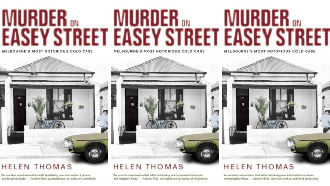Helen Thomas has written a detailed book on the murders. Image: Black Inc Books
