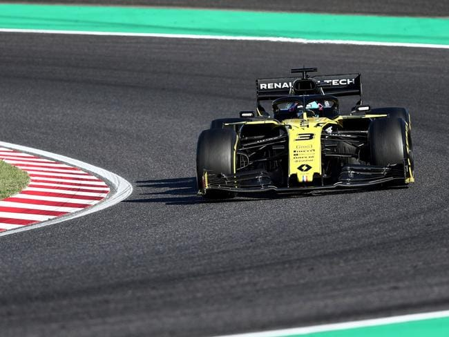Renault's season is going from bad to worse.