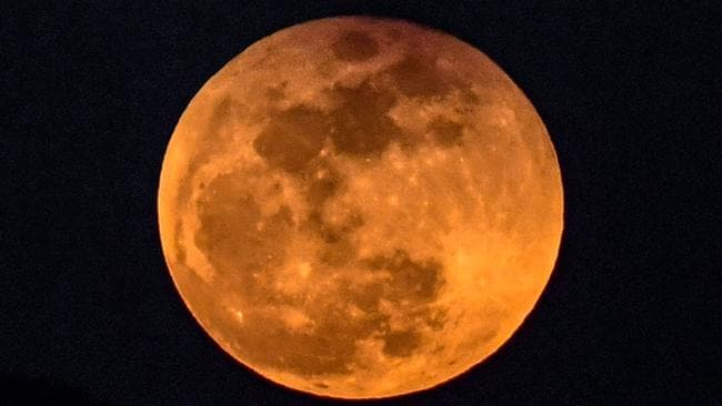 blood moon 2018 australia brisbane - photo #4