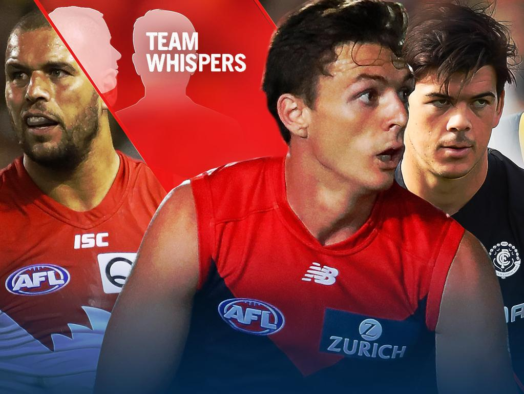 Could the Demons pull of a surprise and name Jake Lever this week?