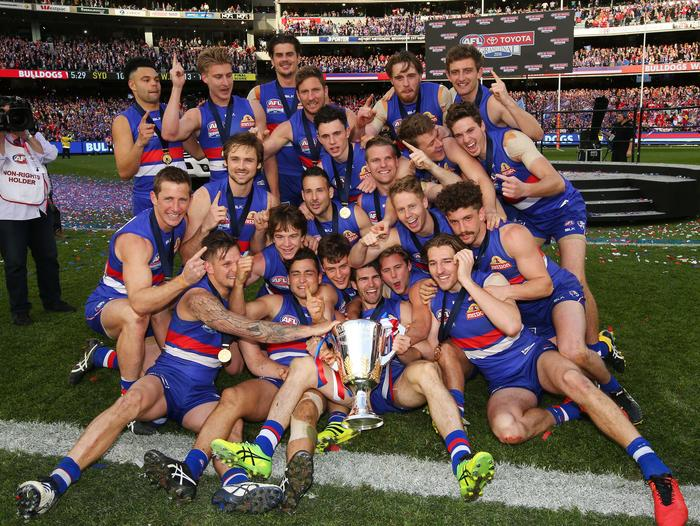 AFL Grand Final 2016: Best pictures from Western Bulldogs celebrations | Fox Sports
