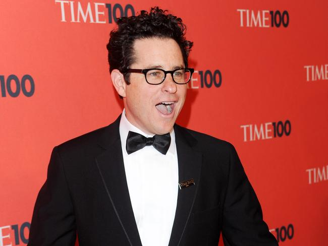 Director JJ Abrams is back to direct the final Star Wars movie. Picture: AP
