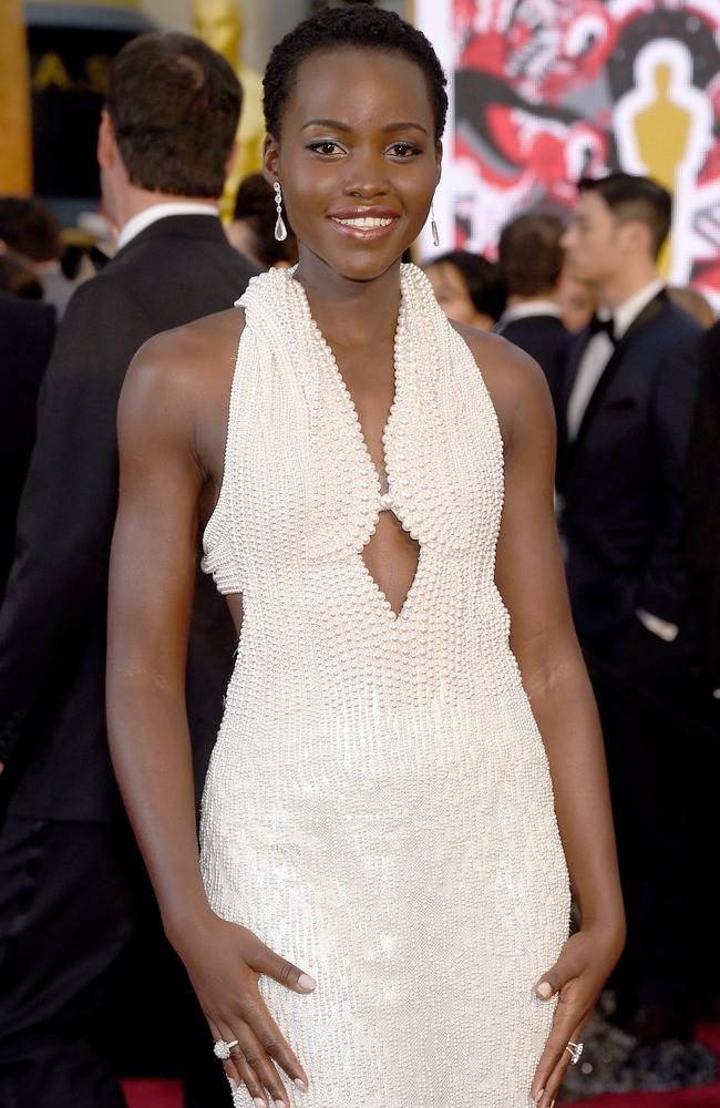 We just don't know what to say Lupita Nyong'o.