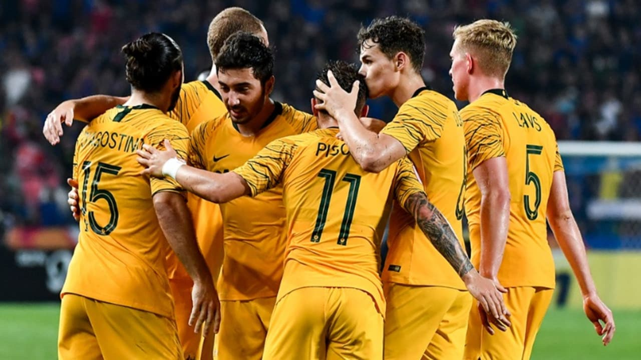 The Olyroos are chasing a 'once in a lifetime' opportunity.