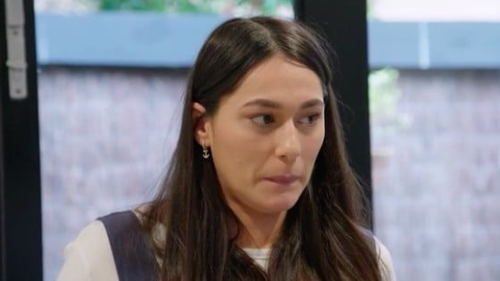 Married At First Sight's Connie admitted to being 'lonely'. Picture: Channel 9.