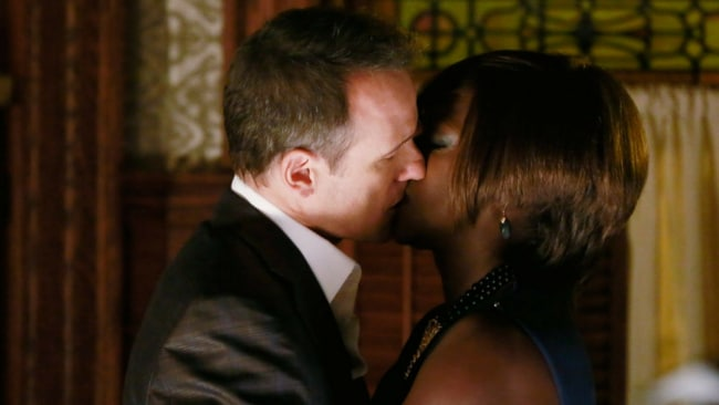 A scene from 'How to get away with murder'. Photo: Shondaland