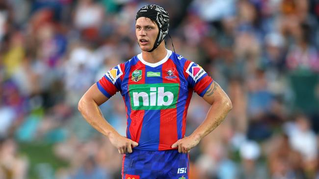 Kalyn Ponga impressed despite the Knights having suffered a heavy defeat to Parramatta
