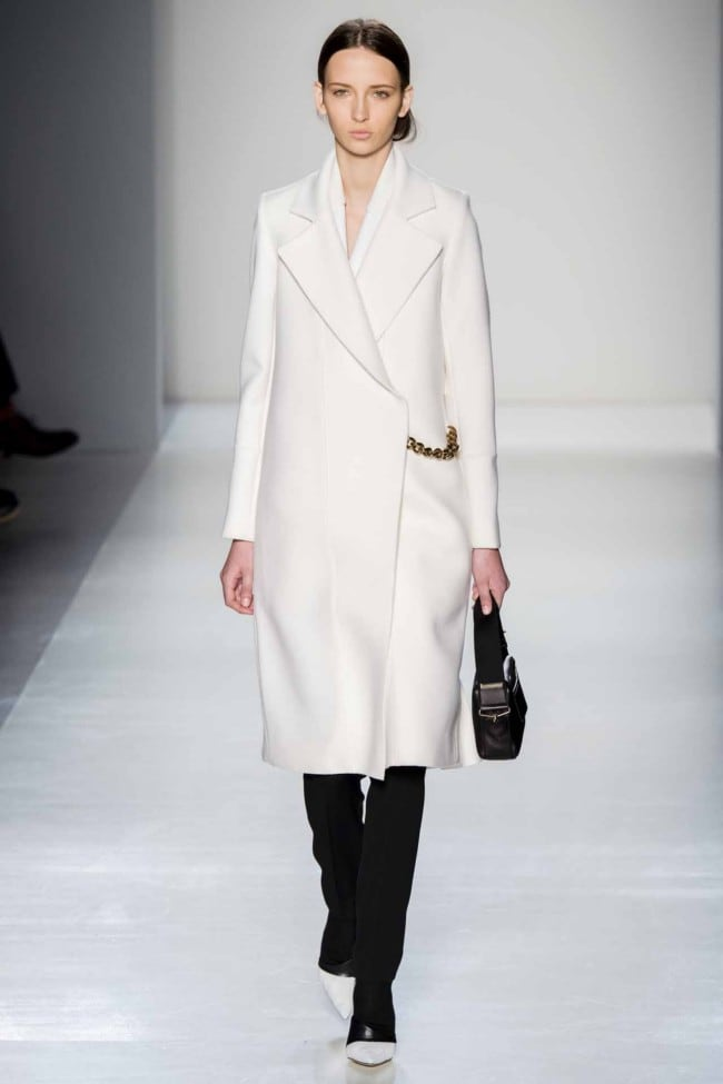 Victoria Beckham ready-to-wear autumn/winter '14/'15