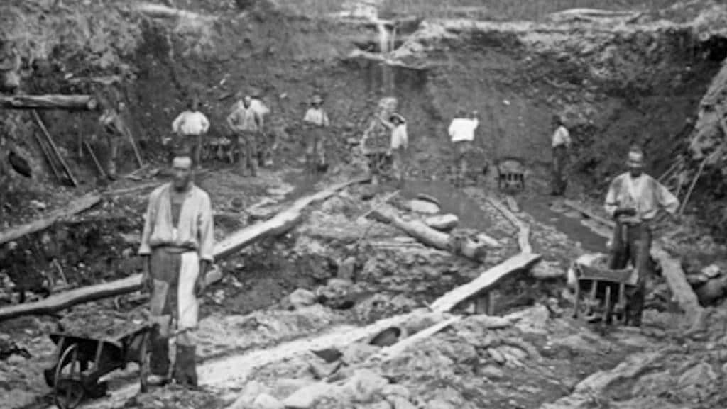 Gold rush Victoria: Chinese mining village to be excavated