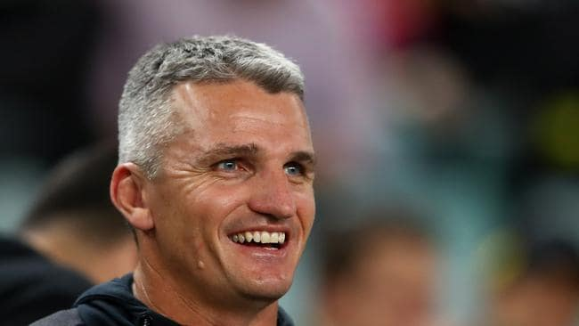 Ivan Cleary will return to Penrith on a five year deal. (Photo by Cameron Spencer/Getty Images)