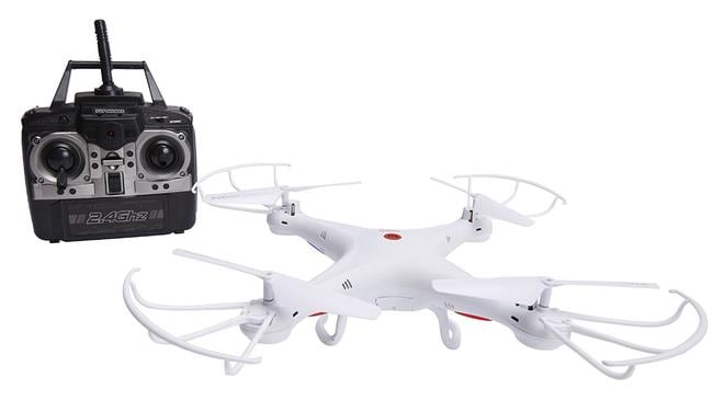 2.4GHz 6-Axis Quadcopter — Kmart $29.00