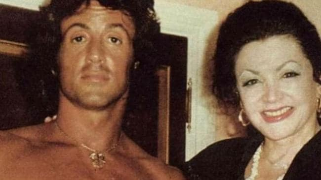 Sylvester Stallone's mum Jackie dead at 98 – NEWS.com.au