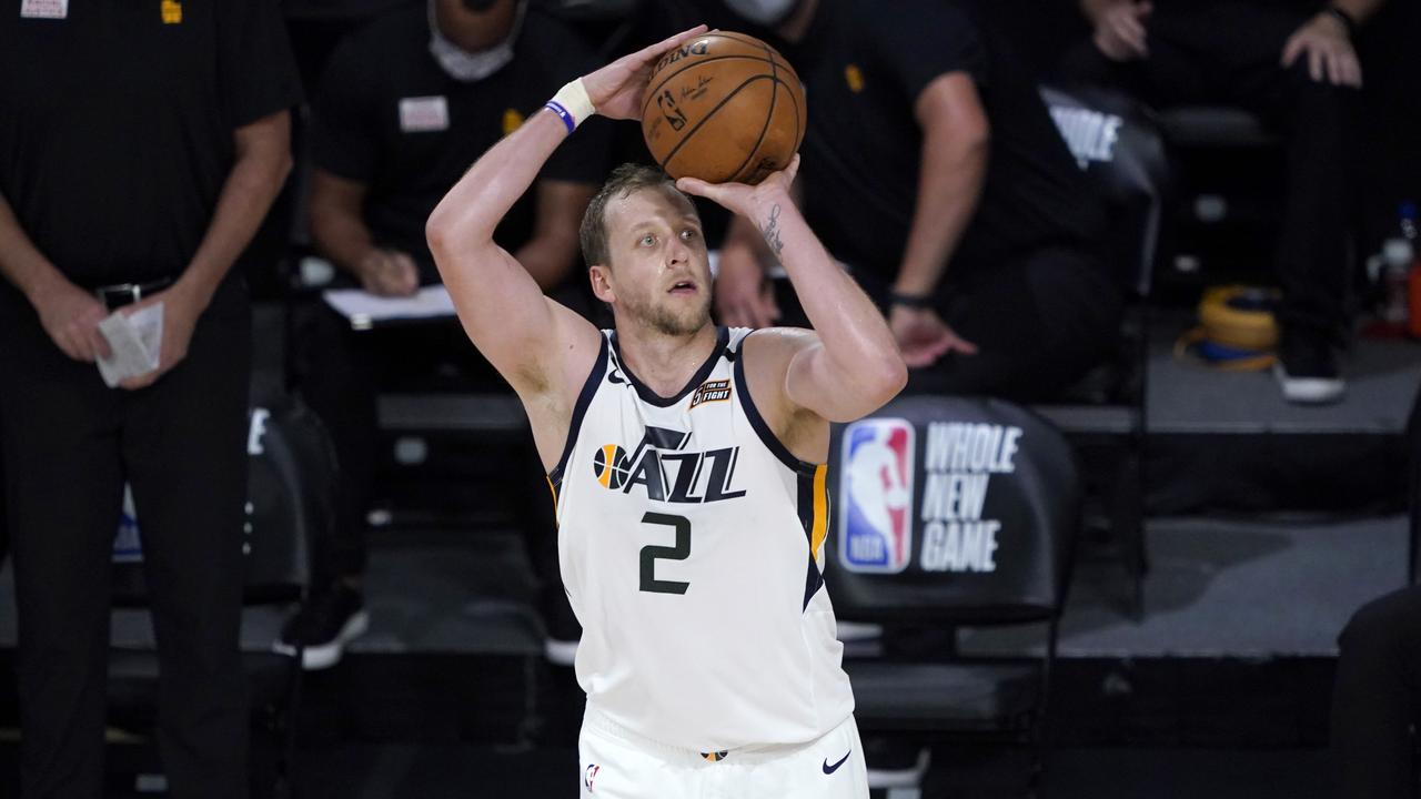 Could we see Joe Ingles return to the NBL next season? Photo: Ashley Landis-Pool/Getty Images.