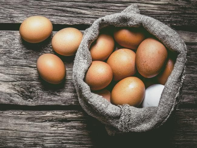 Eggs are filled with vitamins, minerals, protein and healthy omega-3 fats.