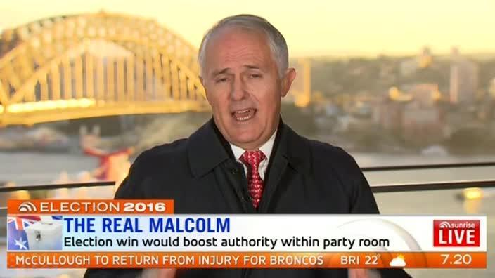 Will the real Malcolm Turnbull stand up?