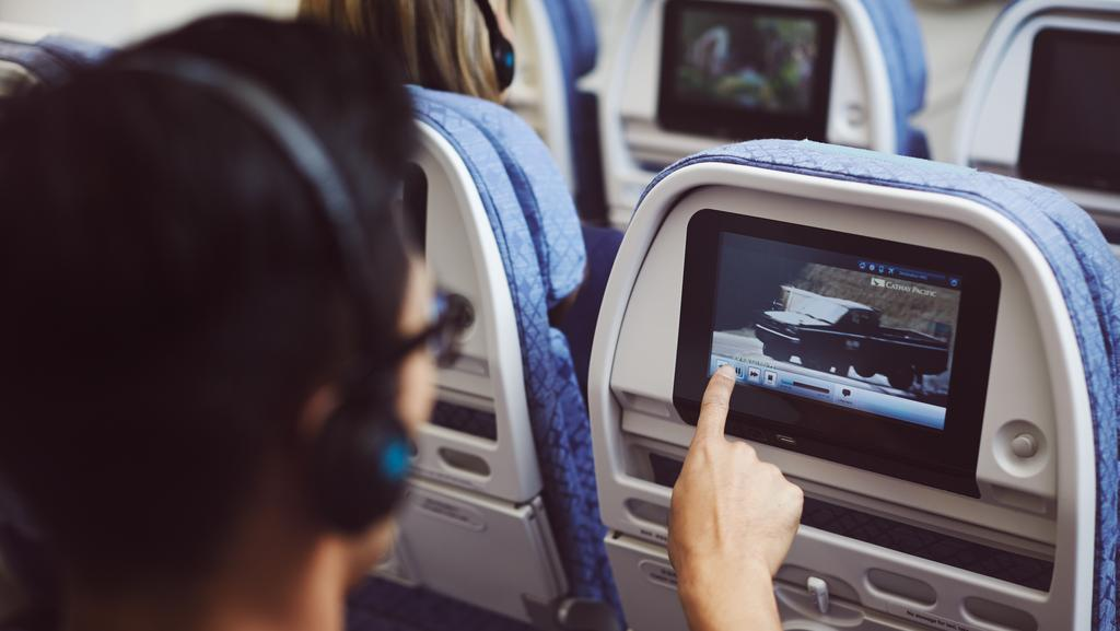 In Flight Movies Why Removing Seat Back Screens Is Going