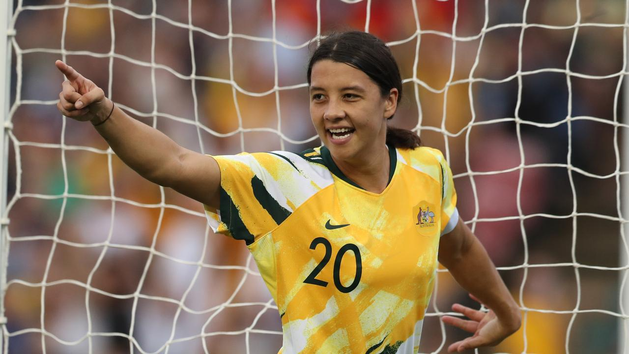 Australia and New Zealand will host the 2023 Women's World Cup.