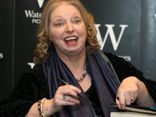 British author Hilary Mantel said the monarch was a 'self-punishing institution'. Picture: Isabel Infantes / AFP