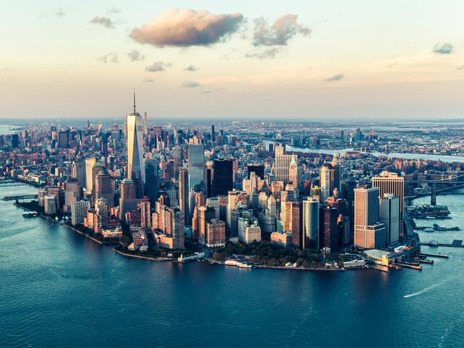 Start saving. New York is going to be a lot more expensive than you thought. Picture: istock