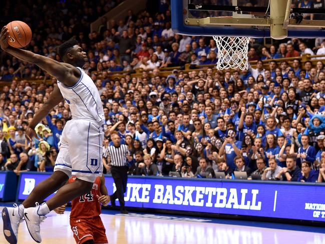 Zion Williamson is not just about dunks.