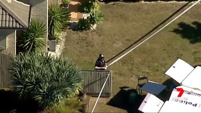 Crime scene established at Mango Hill home