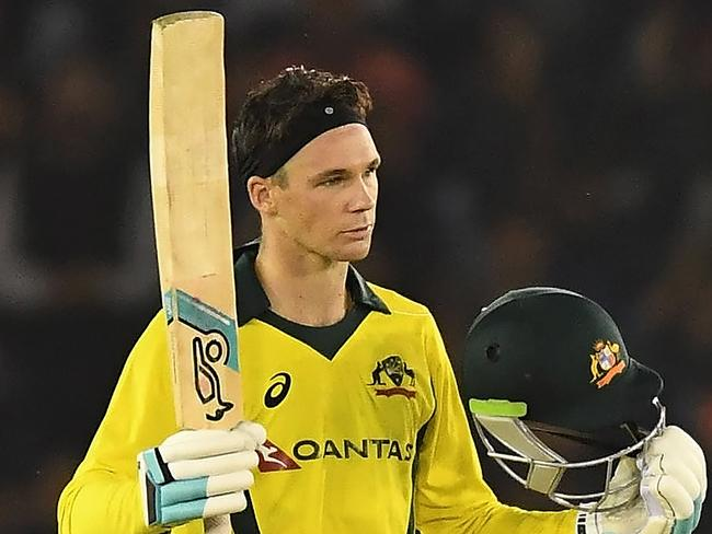 Peter Handscomb's awesome maiden ODI century was overshadowed by Turner.