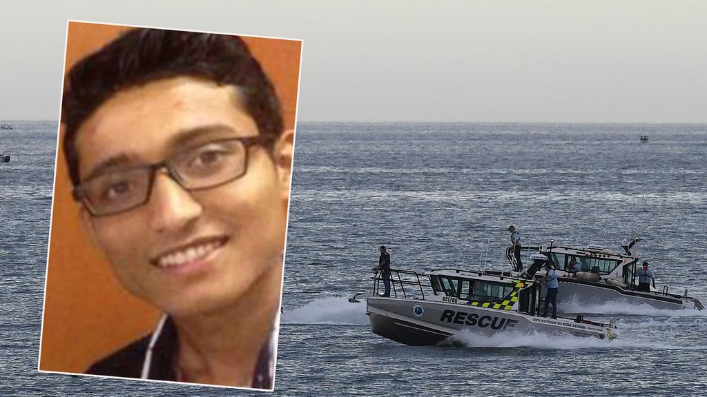 missing man at glenelg beach have you seen nischal ghimire