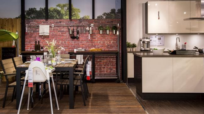 Ikea Cooks Up Outdoor Kitchen
